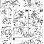 Zvezda-7283-Pe-2-Bauanleitung4-150x150 Petljakow Pe-2 in 1:72 von Zvezda #7283