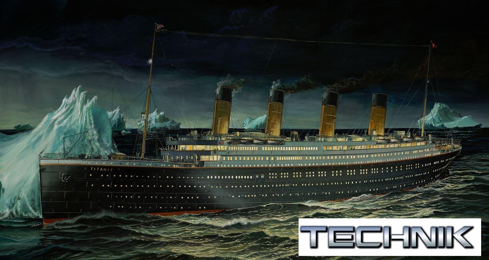 00458-RMS-Titanic_TECHNIK Revell-Neuheiten 2020