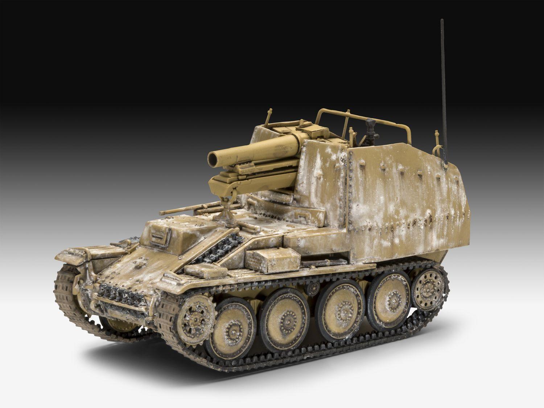 03315-Sturmpanzer-38-t-Grille-Ausf-M Revell-Neuheiten 2020