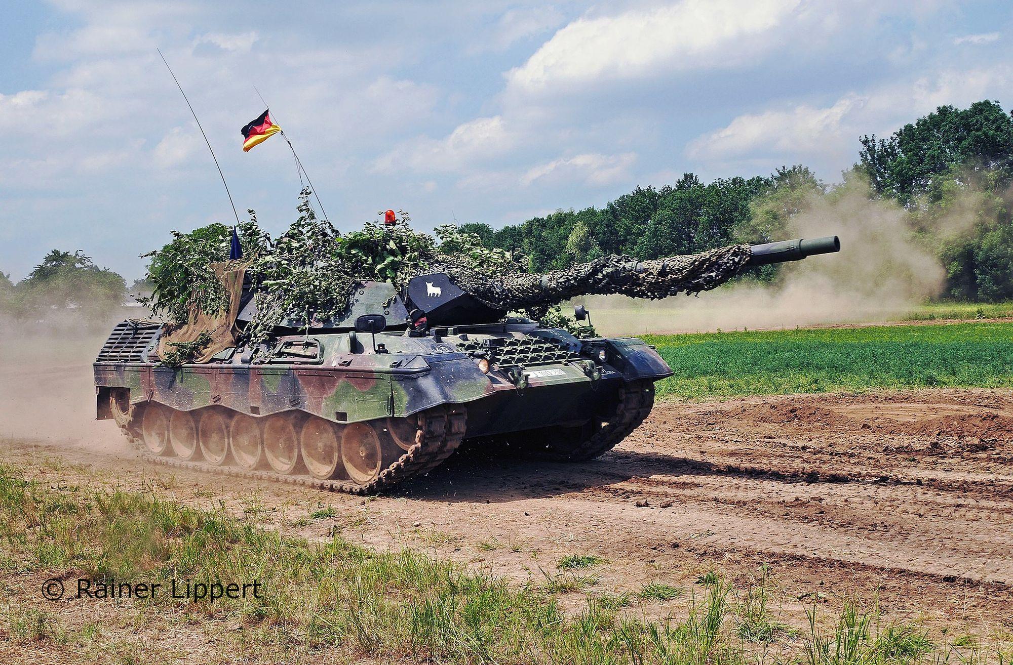 03320-Leopard_1A5-C-Rainer-Lippert Revell-Neuheiten 2020