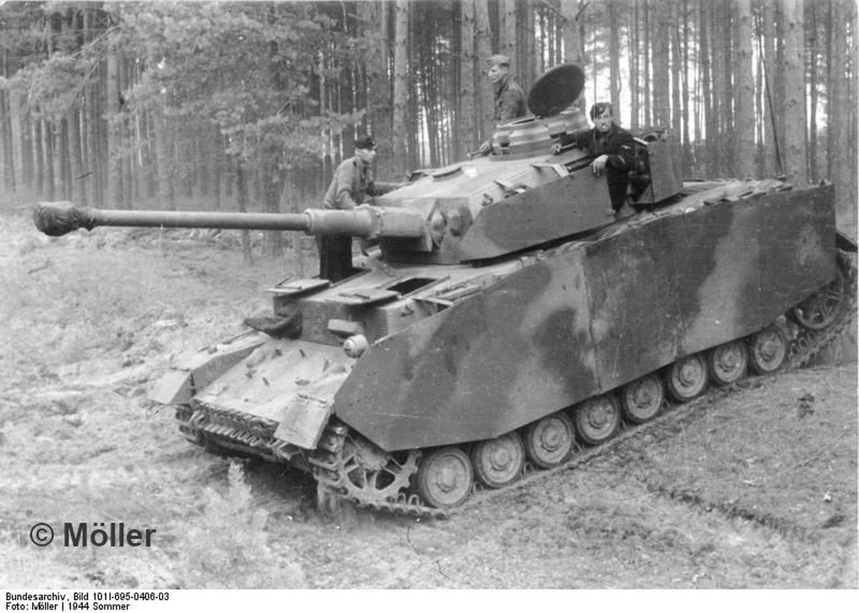 03333-Panzer-IV-C-Möller Revell-Neuheiten 2020