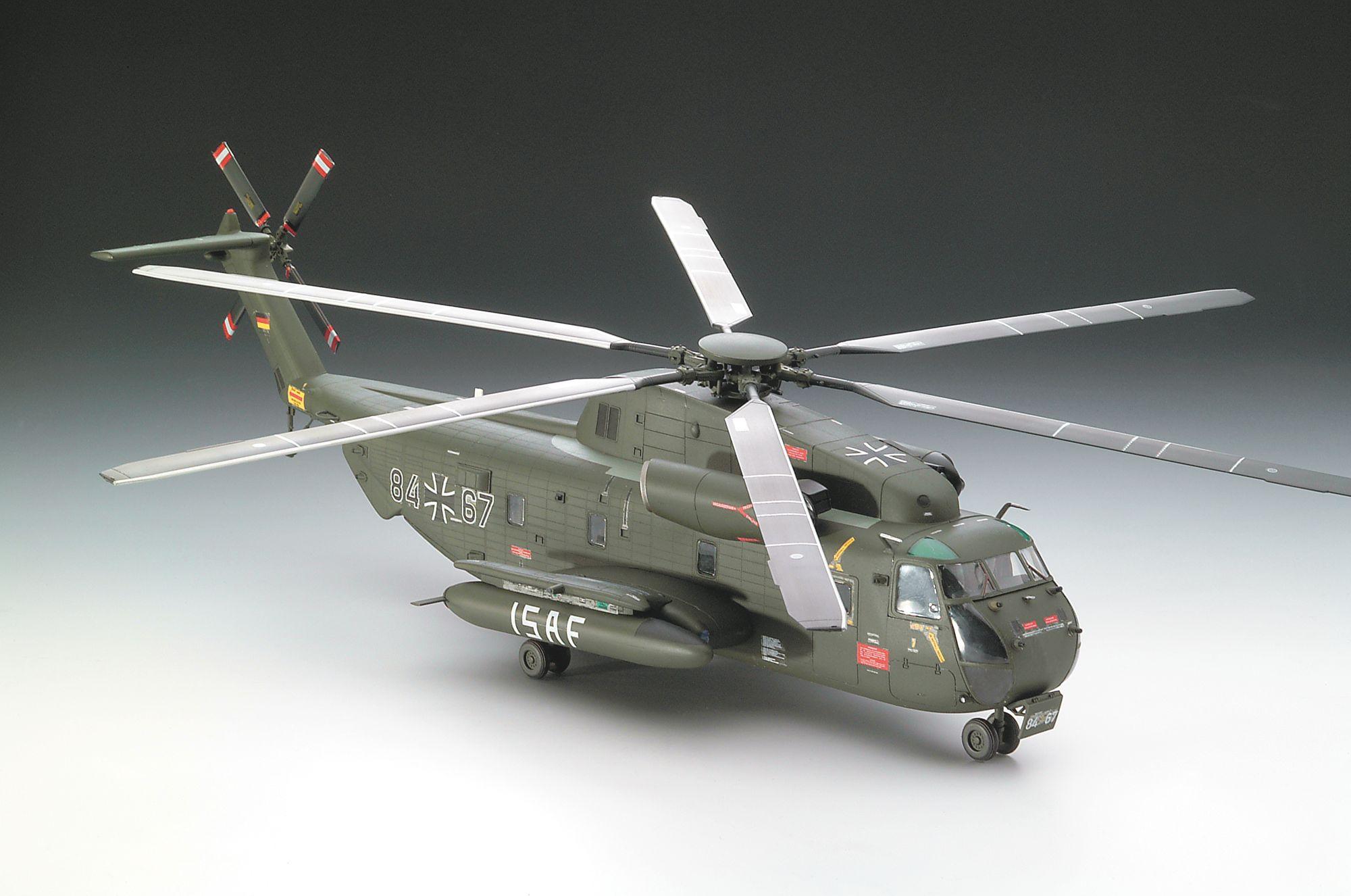 03856-Sikorsky-CH-53-G-GS Revell-Neuheiten 2020