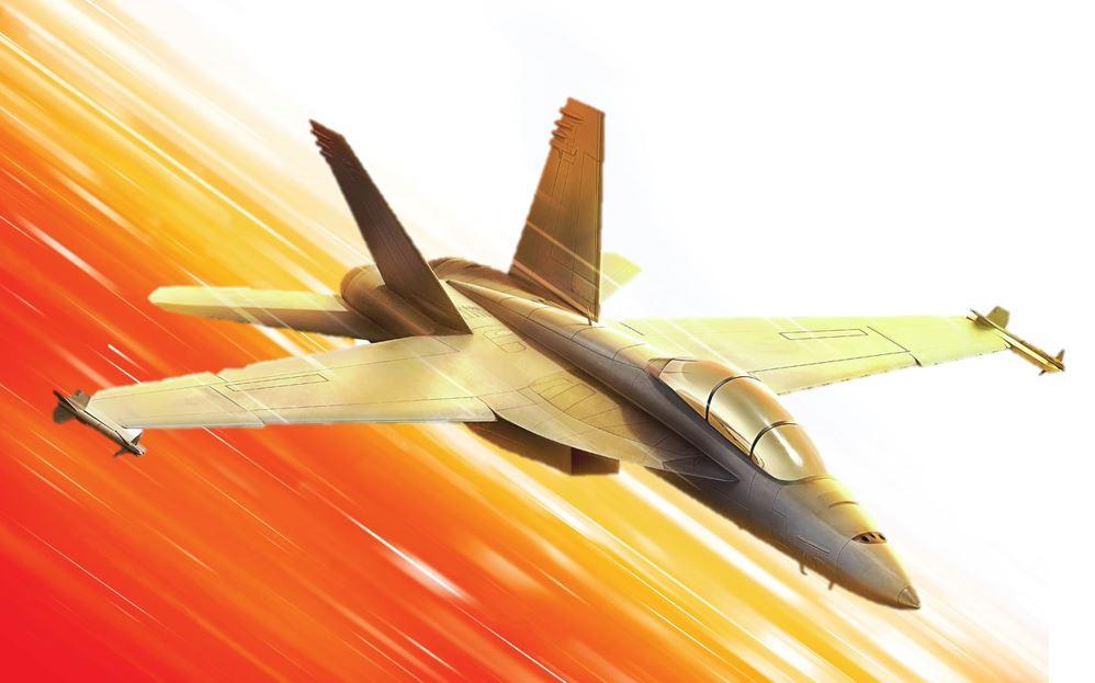03864-F-A18E-Super-Hornet-Top-Gun Revell-Neuheiten 2020