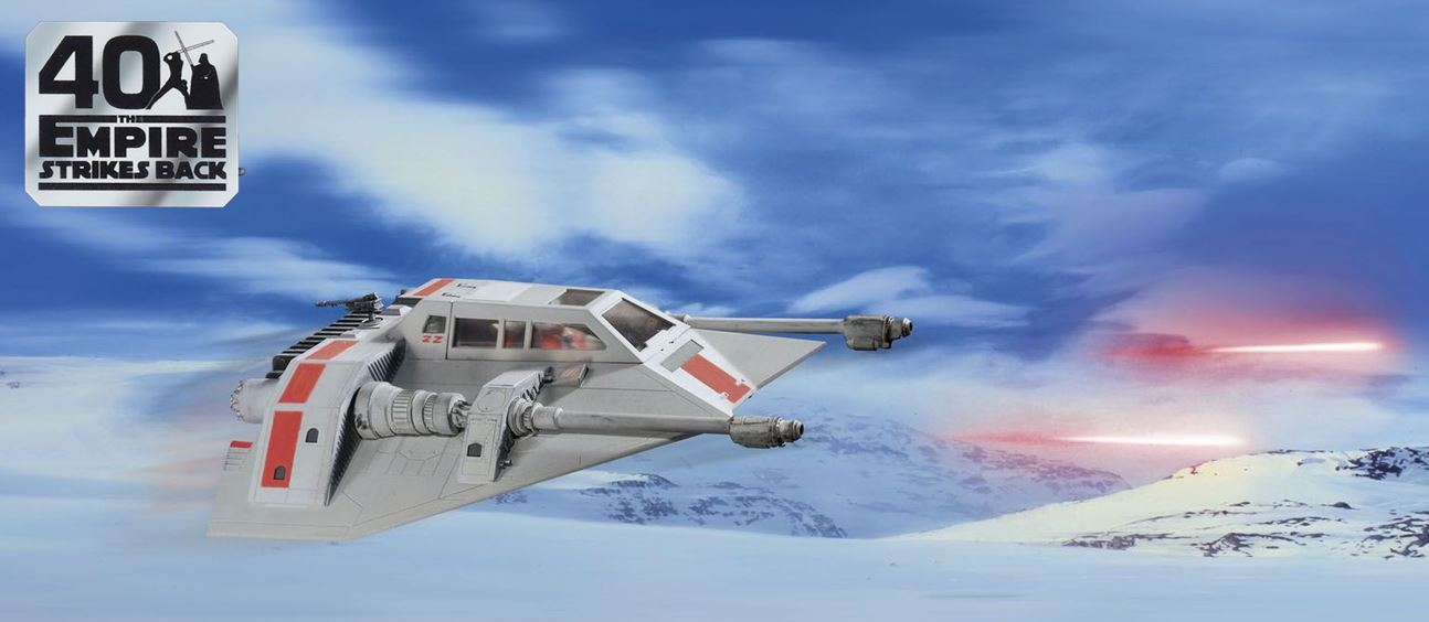 05679-Snowspeeder-40th-Anniversary Revell-Neuheiten 2020