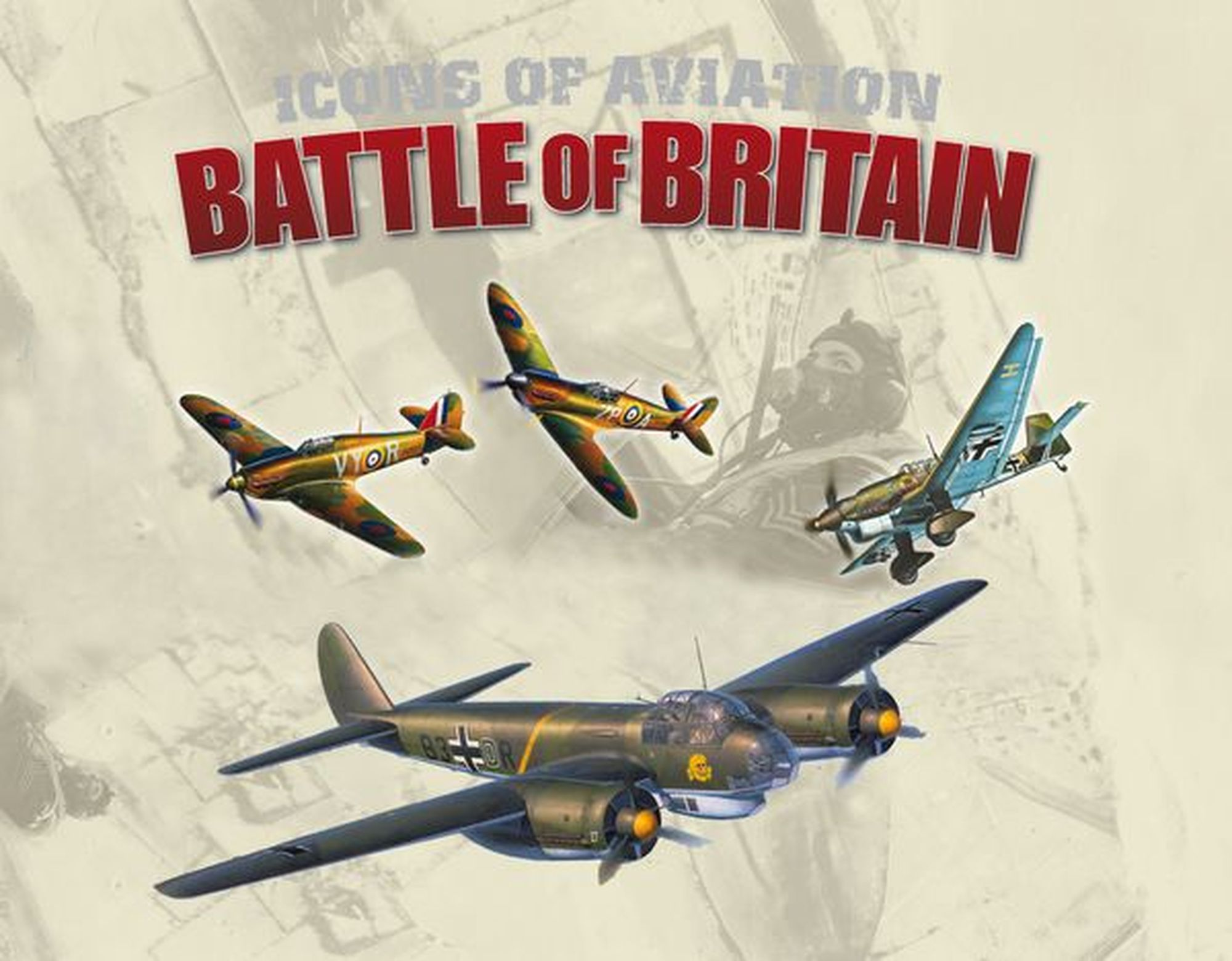 05691-80th-anniversary-Battle-of-Britain Revell-Neuheiten 2020