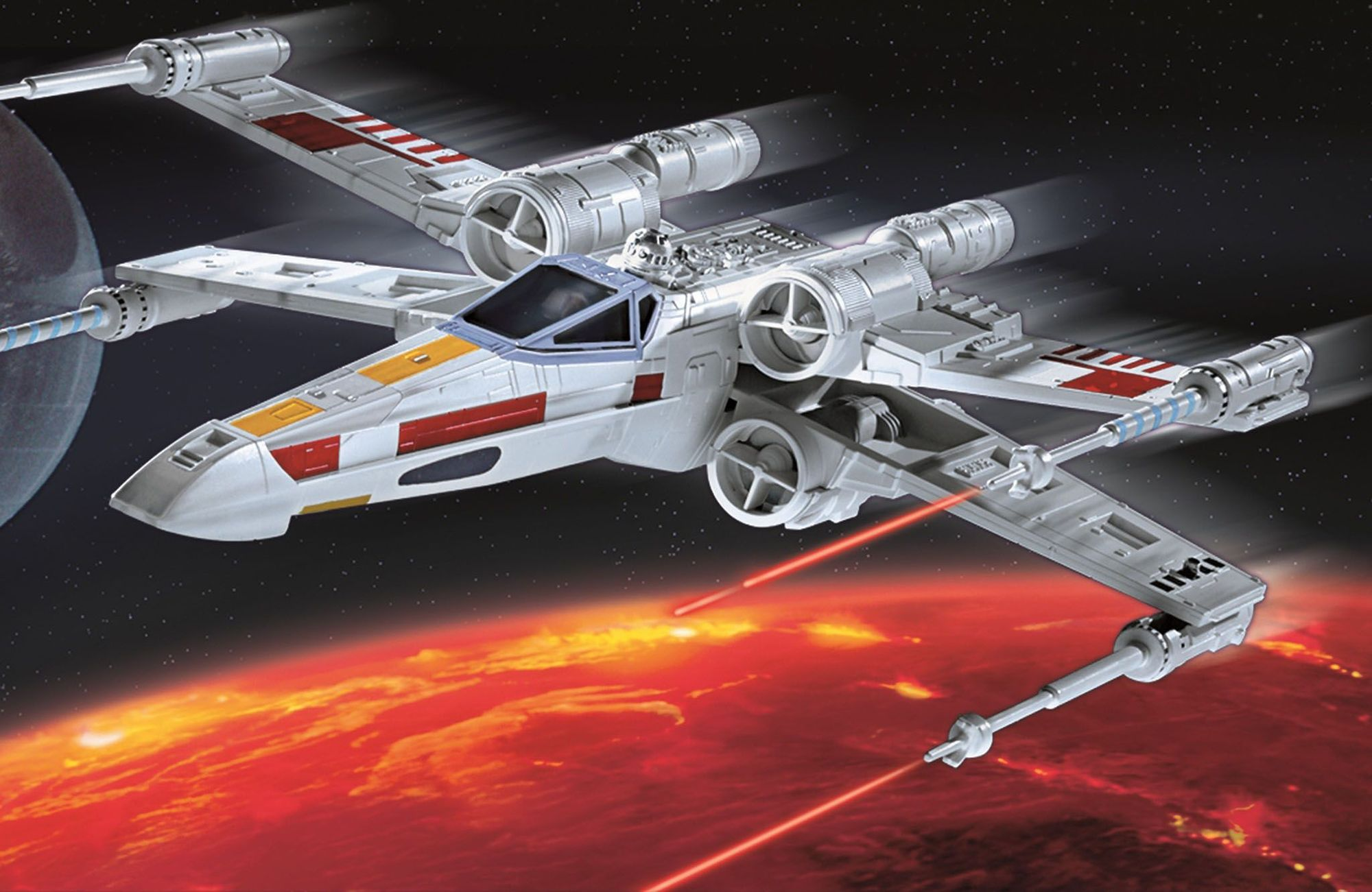 06779-X-Wing-Fighter Revell-Neuheiten 2020