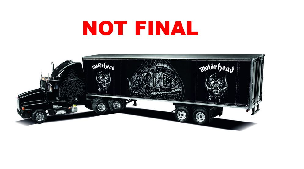 07654-Motoerhead_TourTruck_NOT-FINAL Revell-Neuheiten 2020