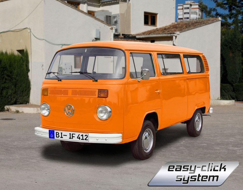 07667-VW-T2-Bus_Easy-Click Revell-Neuheiten 2020