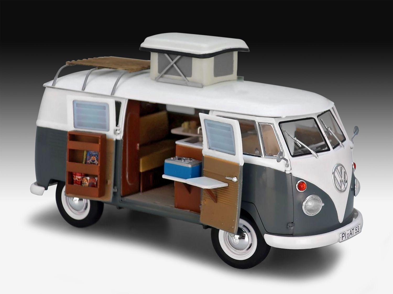 07674-VW-T1-Camper Revell-Neuheiten 2020