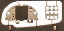 Arma-Hobby-70027-Yakovlev-Yak-1B-Expert-Set-Instrumentenbrett-Ätzteil Yakovlev Yak-1B in 1:72 von Arma Hobby Expert Set #70027