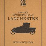 CSM-35001-Lanchester-Armoured-Car-Bauanleitung1-150x150 Lanchester Armoured Car in 1:35 von Copperstate Models # CSM 35001