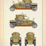 CSM-35001-Lanchester-Armoured-car-Bauanleitung16-150x150 Lanchester Armoured Car in 1:35 von Copperstate Models # CSM 35001
