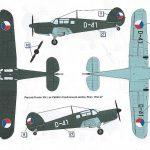 DoraWings-DW-72003-Percival-Proctor-Mk.-I-in-Czech-service-9-150x150 Percival Proctor Mk. I in Czech service in 1:72 von Dora Wings # DW 72003
