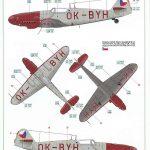 Eduard-11122-Avia-S-99-2-150x150 Avia S-99 / C-10 in 1:48 von Eduard #11122