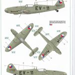 Eduard-11122-Avia-S-99-3-150x150 Avia S-99 / C-10 in 1:48 von Eduard #11122
