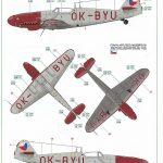 Eduard-11122-Avia-S-99-4-150x150 Avia S-99 / C-10 in 1:48 von Eduard #11122