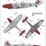 Eduard-11122-Avia-S-99-5-150x150 Avia S-99 / C-10 in 1:48 von Eduard #11122
