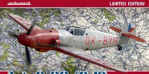 Avia S-99 / C-10 in 1:48 von Eduard #11122