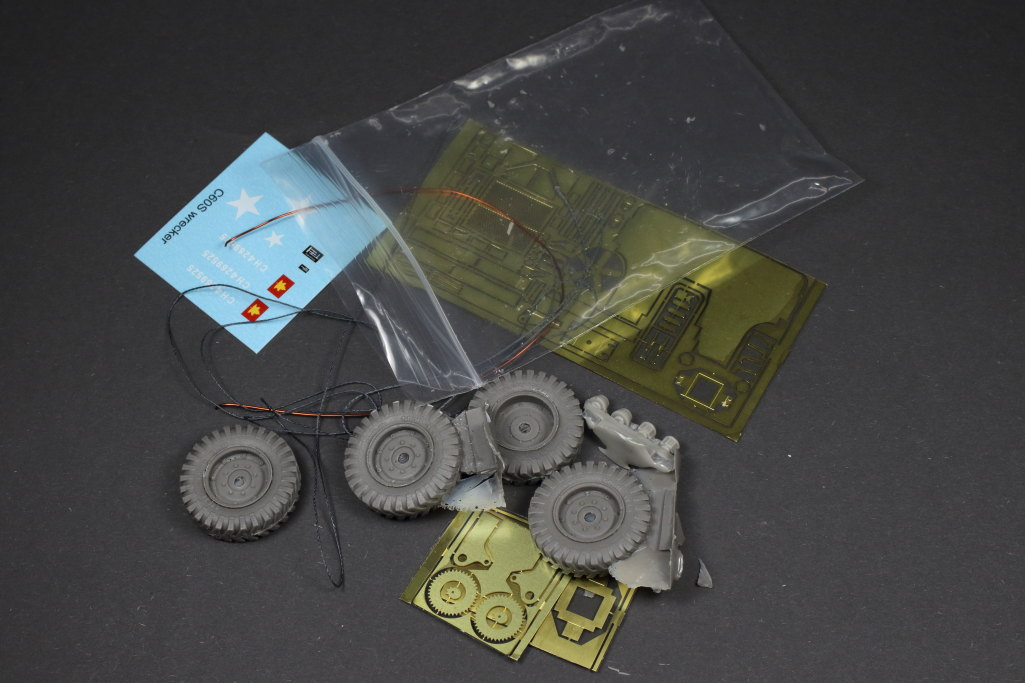 Review_Mirror_C60S_Wrecker_40 CMP C60S Holmes Breakdown Wrecker --- Mirror Models 1/35