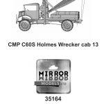 Review_Mirror_C60S_Wrecker_57-150x150 CMP C60S Holmes Breakdown Wrecker --- Mirror Models 1/35