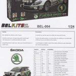 BelKits-Skoda-Fabia-S-2000-2-150x150 Skoda Fabia S2000 Evo 1/24 von Belkits #BEL-004
