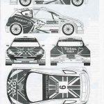Belkits-BEL-001-Peugeot-207-S2000-4-150x150 Peugeot 207 S2000 in 1:24 vonBelkits #BEL-001