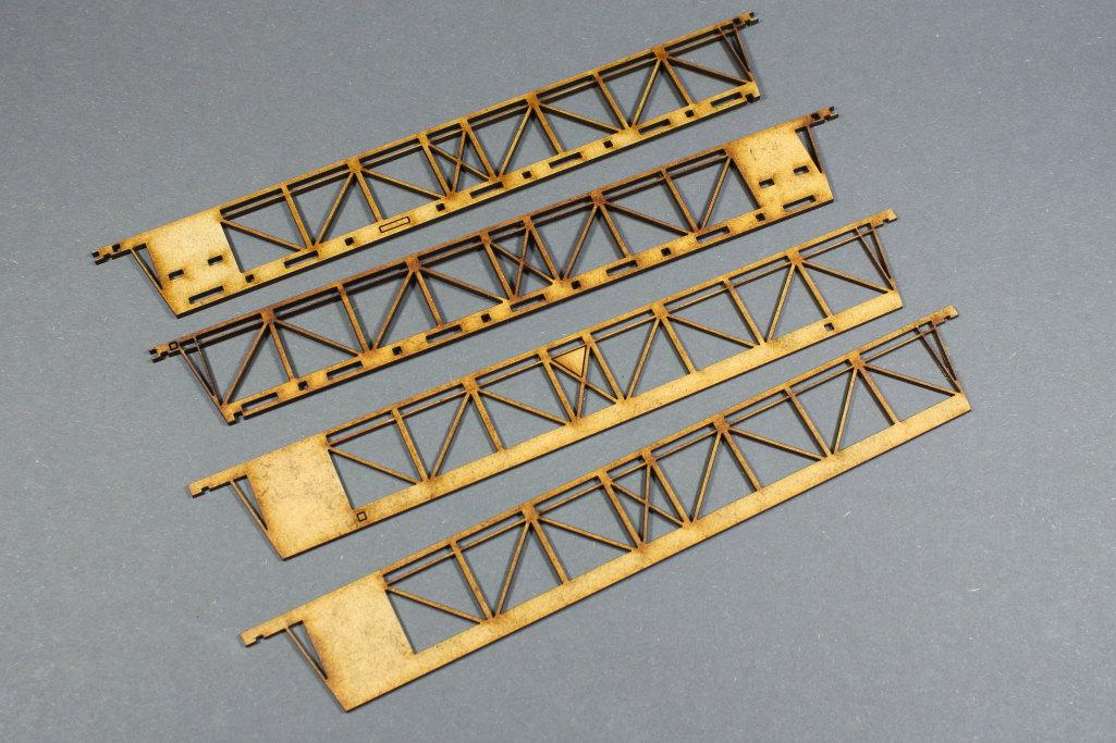Bild-13 Panzerwerkstatt mit Portalkran - 1/35 - Lasercut-Modellbaushop