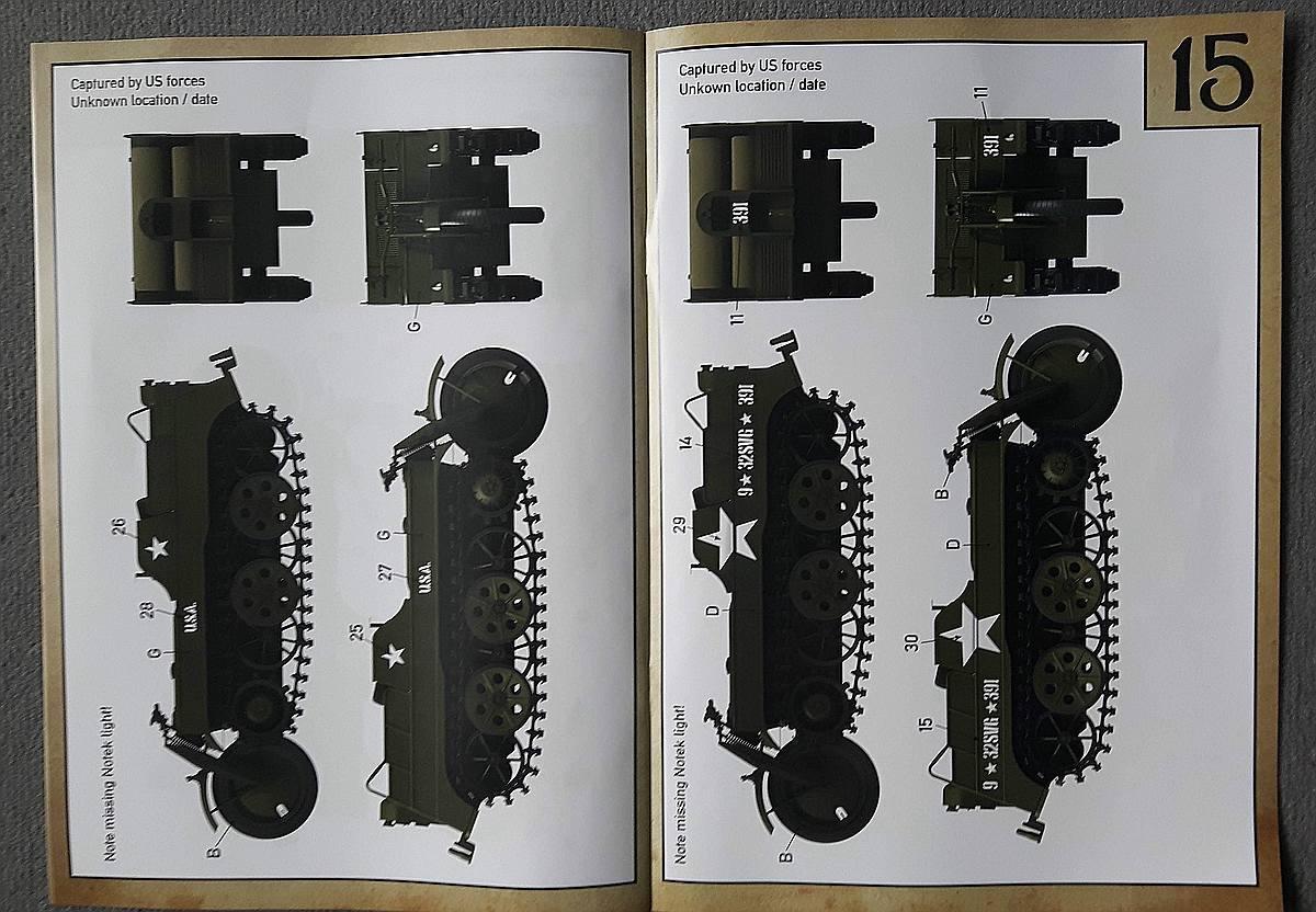 Das-Werk-35020-NSU-Kettenkrad-9 Sd.Kfz. 2 NSU Kettenkrad in 1:35 von Das Werk # DW 35020