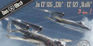 Junkers EF-126 / EF-127 Elli/Walli in 1:32 von Das Werk #DW 32001