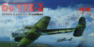 Dornier Do 17 Z-2 in 1:48 von ICM #48244