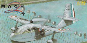 Republic RC-3 Seabee in 1:72 von Mach 2 # GP 027