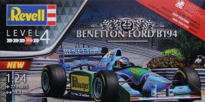 Benetton Ford B 194 in 1:24 von Revell # 05689