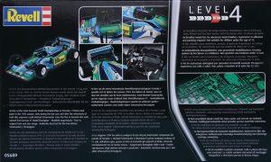 Revell-05689-Benetton-Ford-B194-2-300x180 Revell 05689 Benetton Ford B194 (2)