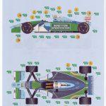 Revell-05689-Benetton-Ford-B194-27-150x150 Benetton Ford B 194 in 1:24 von Revell # 05689