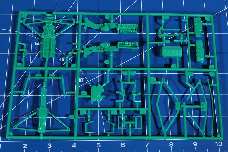 Revell-05689-Benetton-Ford-B194-4 Benetton Ford B 194 in 1:24 von Revell # 05689