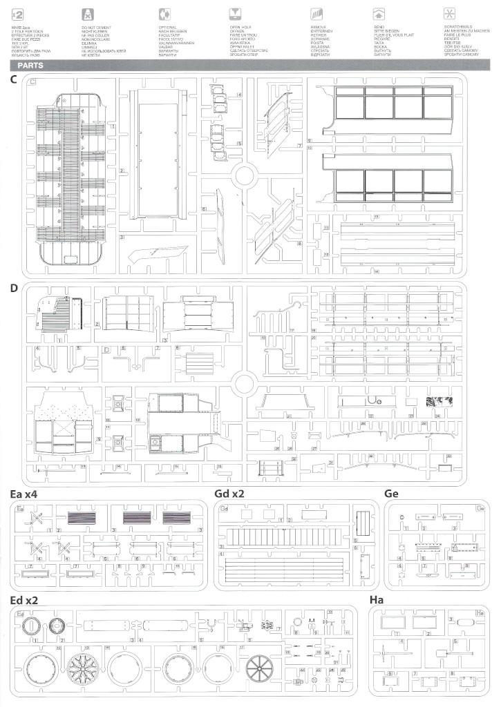 Anleitung05-3 B-Type Military Omnibus 1:35 Miniart (#39001)