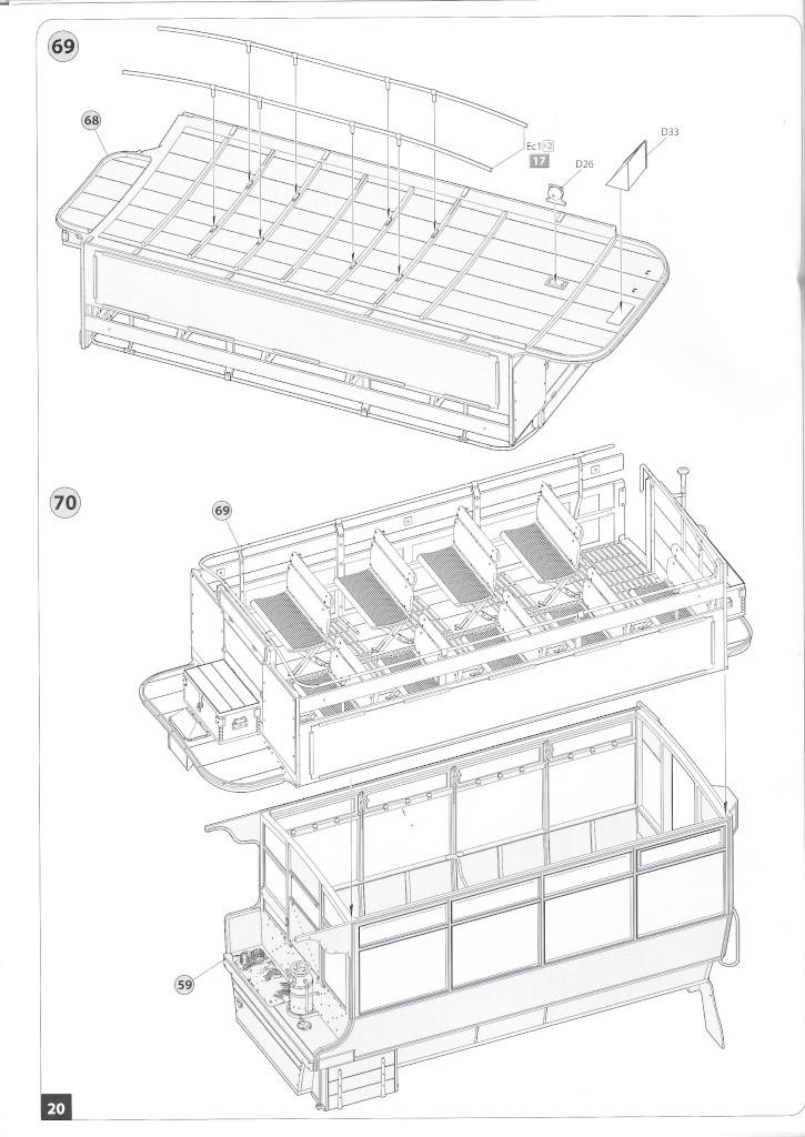 Anleitung20-2 B-Type Military Omnibus 1:35 Miniart (#39001)