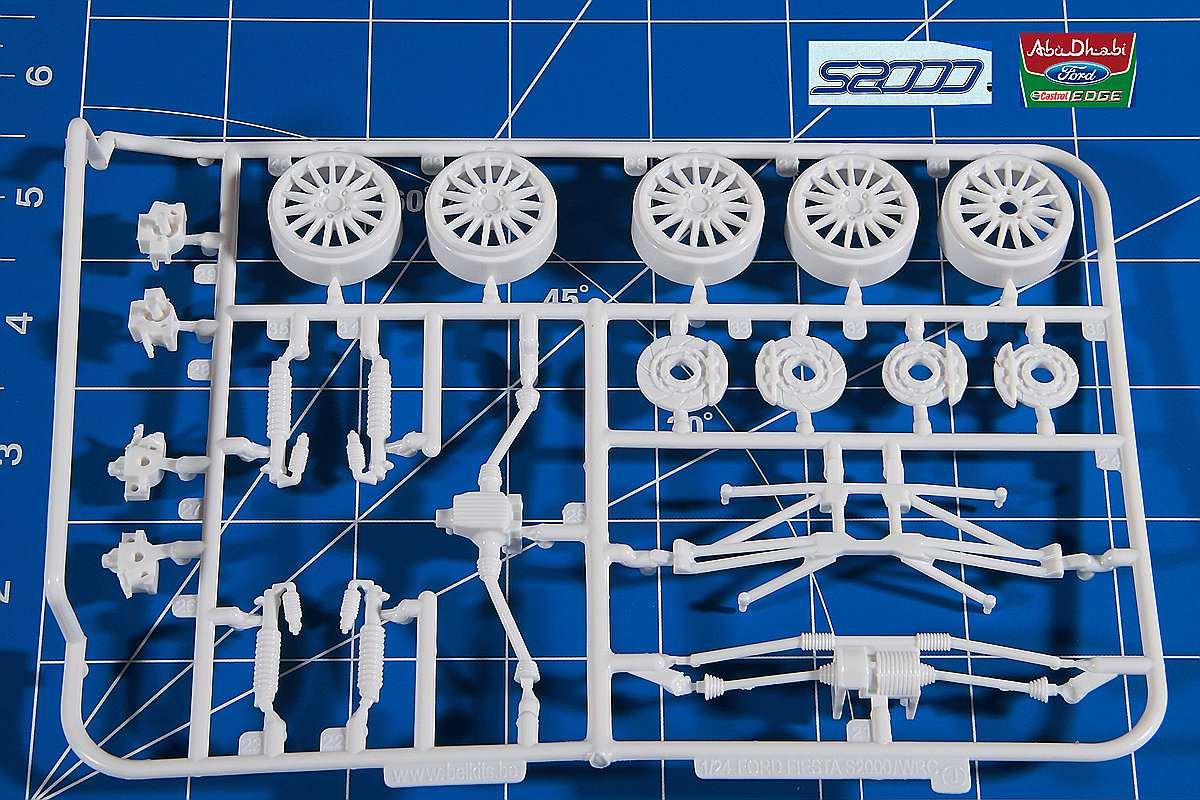 Belkits-BEL-002-Ford-Fiesta-S2000-12 Ford Fiesta S2000 in 1:24 von Belkits #BEL 002