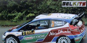 Ford Fiesta WRC in 1:24 von Belkits # BEL 003