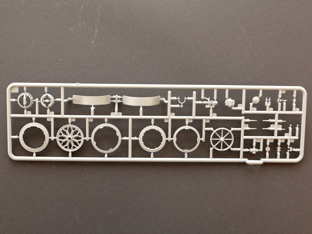 Ed B-Type Military Omnibus 1:35 Miniart (#39001)