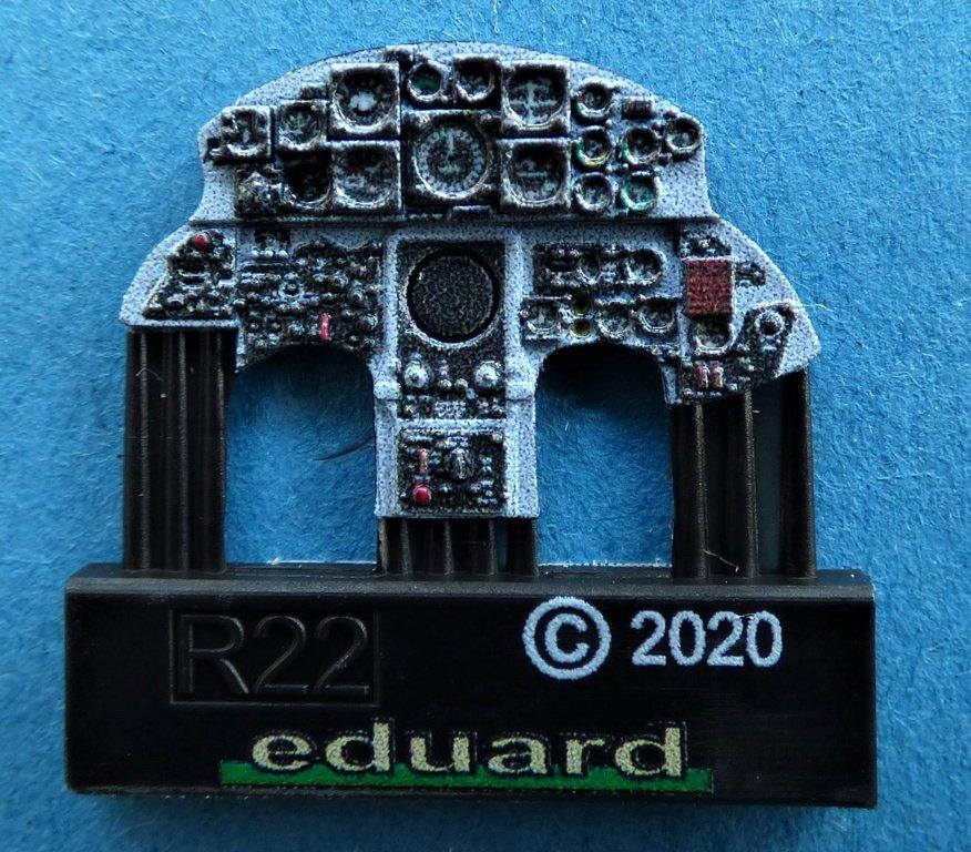 Eduard-644032-und-644037-F-105G-Starfighter-Löök-6 Eduard Löök für F-104G Early und Late in 1:48 # 644032 und 644037
