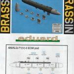 Eduard-648492-ANALQ-71-V3-11-150x150 ECM-Pod ANALQ-71 V-3 in 1:48 von Eduard BRASSIN # 648492