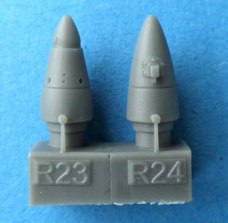 Eduard-648492-ANALQ-71-V3-8 ECM-Pod ANALQ-71 V-3 in 1:48 von Eduard BRASSIN # 648492