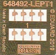 Eduard-648492-ANALQ-71-V3-9 ECM-Pod ANALQ-71 V-3 in 1:48 von Eduard BRASSIN # 648492