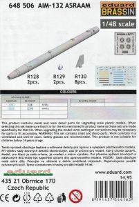 Eduard-648506-AIM-132-ASRAAM-10-201x300 Eduard 648506 AIM 132 ASRAAM (10)
