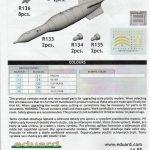 Eduard-648518-Paveway-II-Mk.-13-11-150x150 Lenkbomben Paveway II Mk. 13/18 in 1:48 von Eduard BRASSIN # 648518