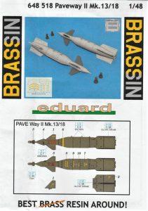 Eduard-648518-Paveway-II-Mk.-13-9-211x300 Eduard 648518 Paveway II Mk. 13 (9)