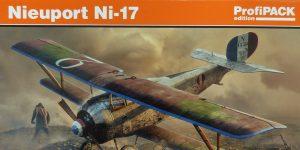 Nieuport Ni-17 in 1:48 von Eduard als Profipack #8071