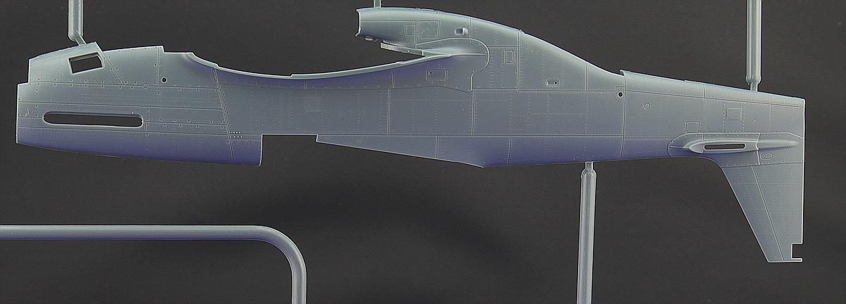 Eduard-R-0020-P-51-Mustang-Royal-Class-Rahmen-C1-neu Eduards P-51 Mustang in 1:48 als Royal Class Edition # R 0020