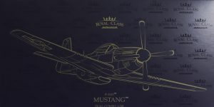 Eduards P-51 Mustang in 1:48 als Royal Class Edition # R 0020